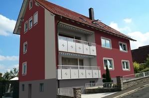 Fassadenanstrich Kist
